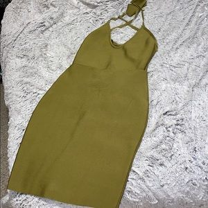 Kardashian bandage dress